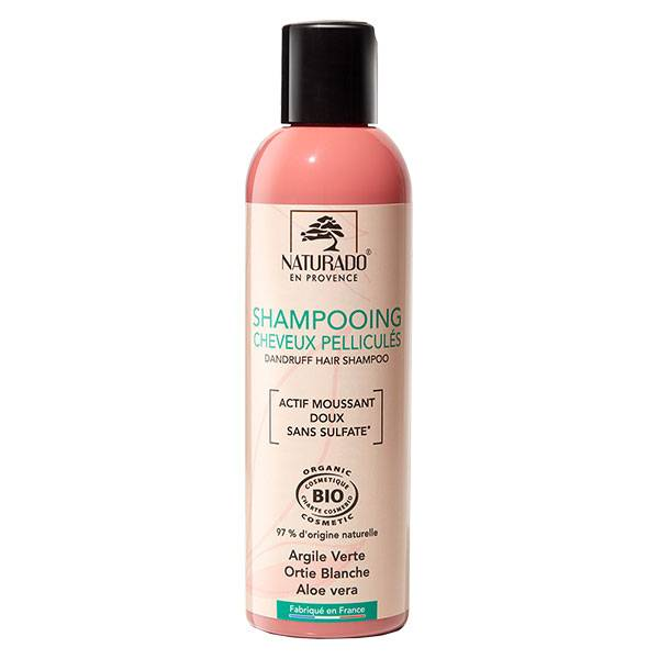 Naturado en Provence Naturado Shampooing Cheveux Pelliculés Bio 200ml