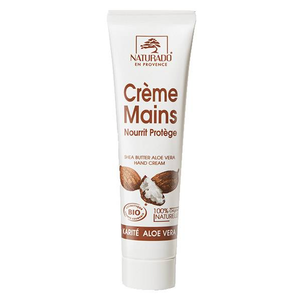 Naturado en Provence Naturado Crème Mains Bio 40ml