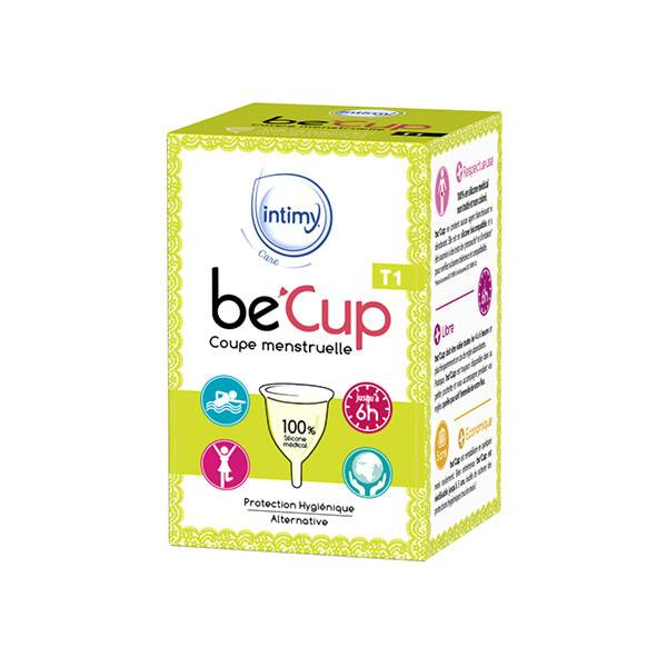 Intimy Be'Cup Coupe Menstruelle Taille 1