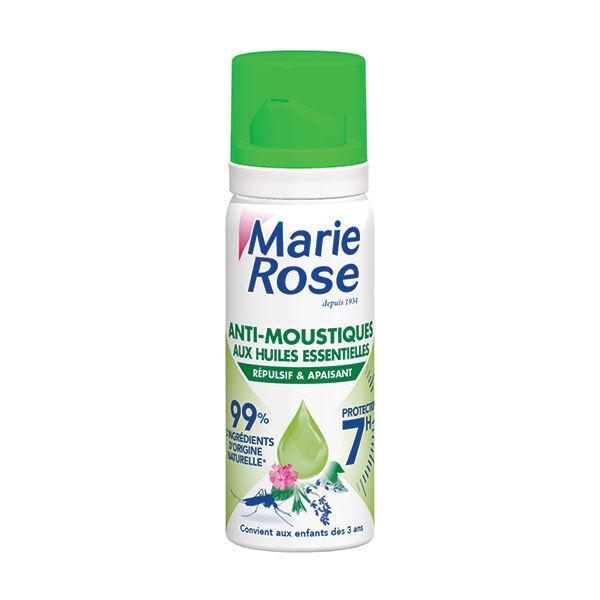 Marie Rose Anti-Moustiques Aux Huiles Essentielles 100ml