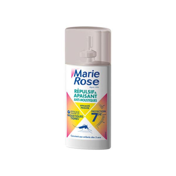 Marie Rose Spray Répulsif Apaisant Anti-Moustiques 100ml