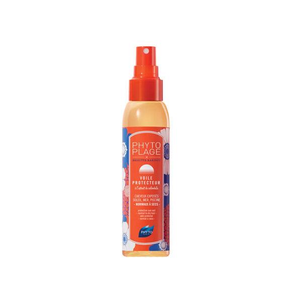 Phyto Plage Voile Protecteur Cheveux Normaux à Secs 125ml