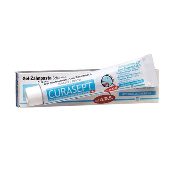 Curaden Curasept ADS 705 Dentifrice Gel Fluoré 75ml