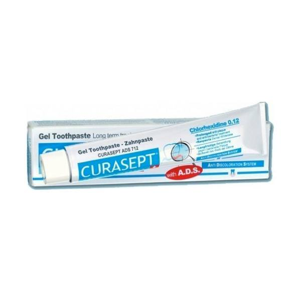 Curaden Curasept ADS 712 Dentifrice Gel Protection Intensive 75ml
