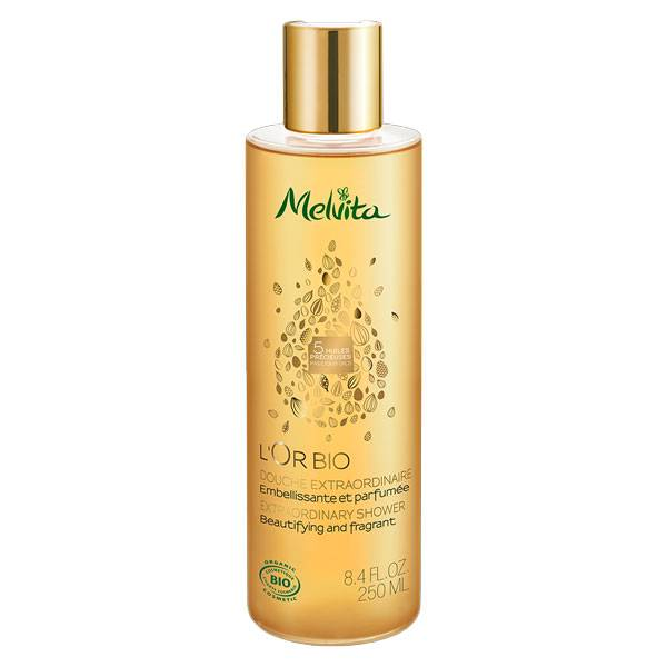 Melvita L'Or Bio Douche Extraordinaire 250ml