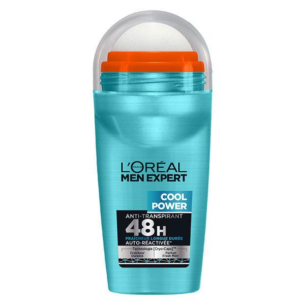 L'Oréal Paris L'Oréal Men Expert Cool Power Déodorant Bille Frais 50ml