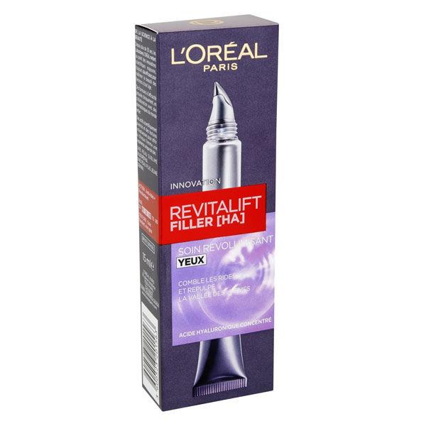 L'Oréal Paris L'Oréal Dermo Expertise Revitalift Filler +Acide Hyaluronique Soin Yeux 15ml