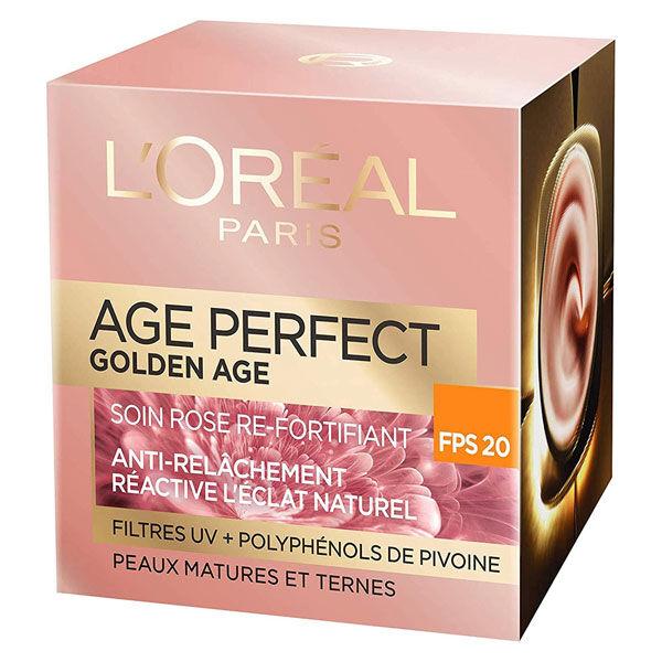 L'Oréal Paris L'Oréal Dermo Expertise Age Perfect Golden Age Jour SPF20 50ml