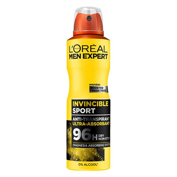 L'Oréal Paris L'Oréal Men Expert Invincible Sport Déodorant Spray 200ml