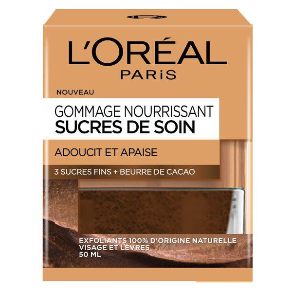 L'Oréal Dermo Expertise Sucres de Soin Gommage Nourrisant 50ml