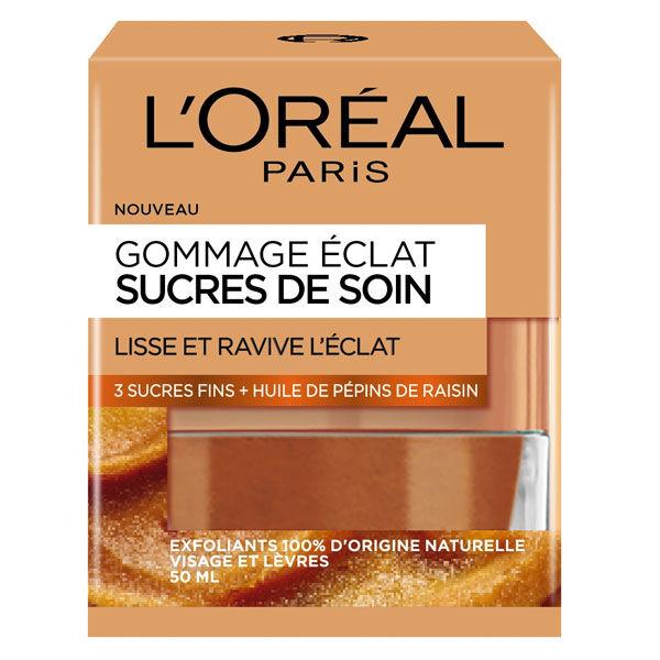 L'Oréal Dermo Expertise Sucres de Soin Gommage Eclat 50ml
