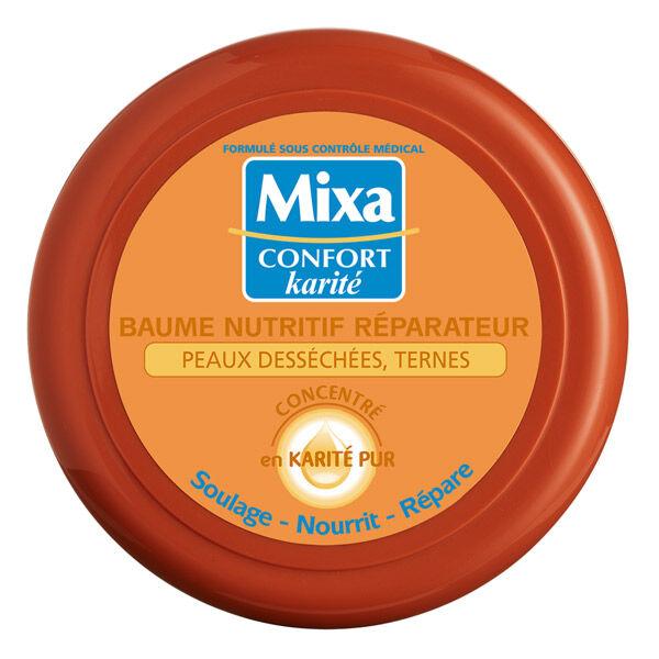 Mixa Baume Nutritif Réparateur Peaux Desséchées et Ternes 200ml