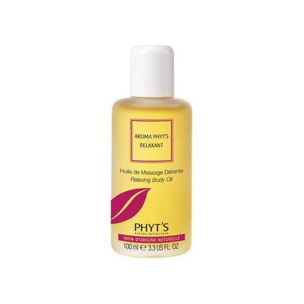 Phyts Phyt's Aroma Phyt's Relaxant Huile de Massage 100ml