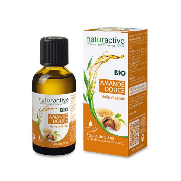Naturactive Huile Végétale Bio Amande Douce 50ml