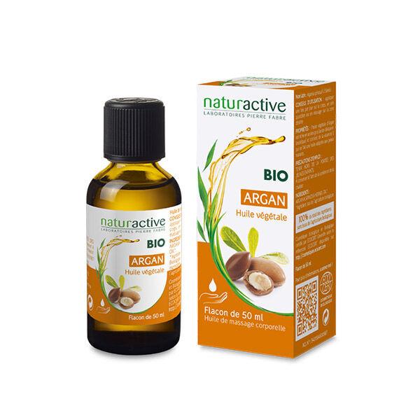 Naturactive Huile Végétale Bio Argan 50ml