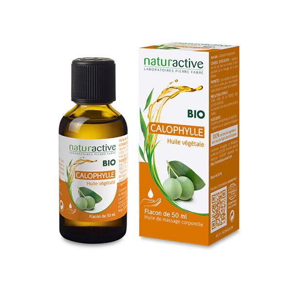 Naturactive Huile Végétale Bio Calophylle 50ml