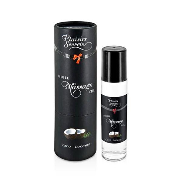 Plaisirs Secrets Huile Massage Coco 59ml