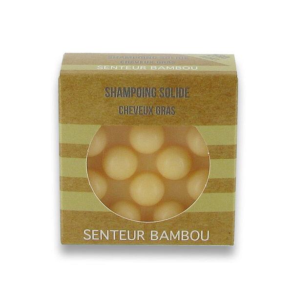 Valdispharm Shampooing Solide Cheveux Gras Parfum Bambou 55g