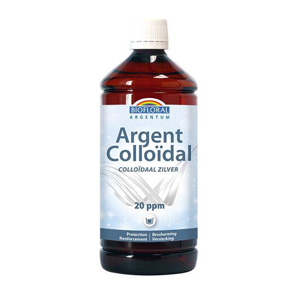 Biofloral Argent Colloidal 20 ppm flacon 1L