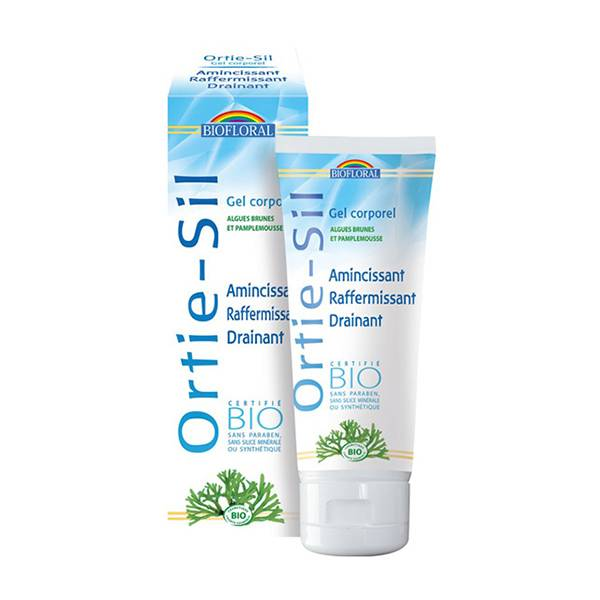 Biofloral Gel Ortie-Sil Amincissant Raffermissant Drainant 200ml