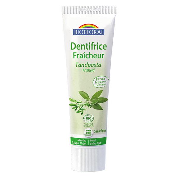Biofloral Dentifrice Fraîcheur Bio 75ml