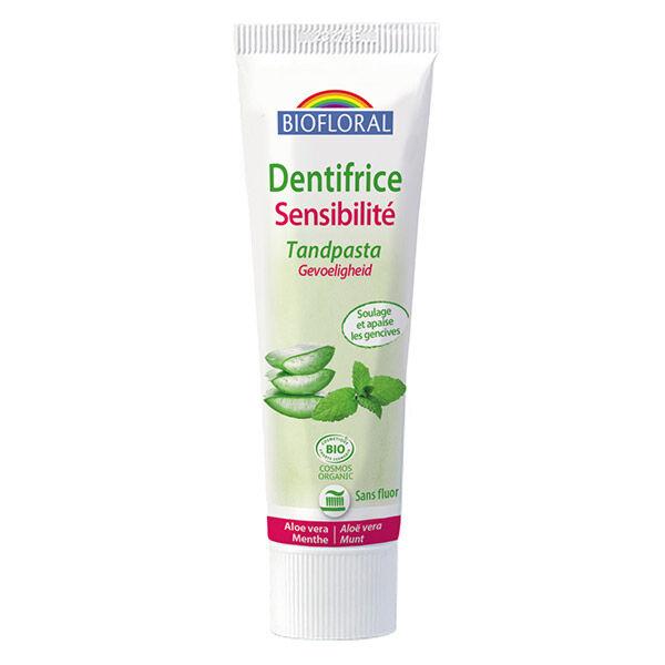Biofloral Dentifrice Sensibilité Bio 75ml