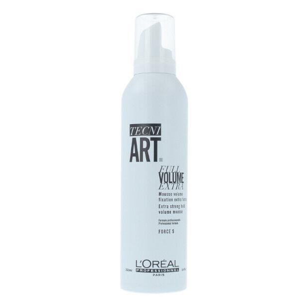 L'Oreal Care & Styling L'Oréal Tecni Art Full Volume Extra Mousse Volume Fixation Extra Forte 250ml