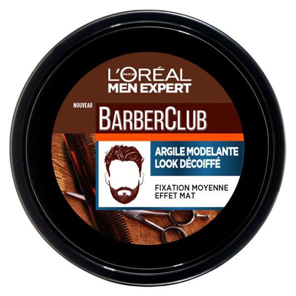 L'Oréal Men Expert BarberClub Argile Modelante Look Décoiffé 75ml