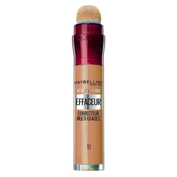 Maybelline New York Maybelline Instant Anti-Age l'Effaceur Anti-Cernes 10 Caramel 6,8ml