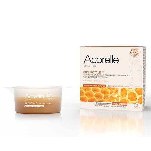 Acorelle Epilation Cire Royale Bio 100g