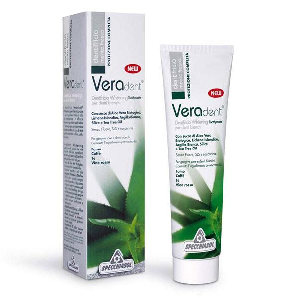Specchiasol Dentifrice Menthe Fraîche A L'Aloe Vera 100ml
