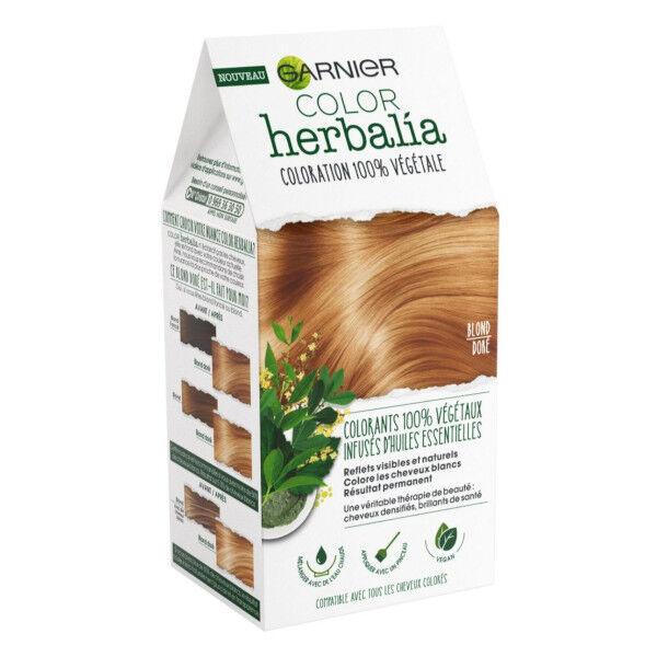 Herbalia Garnier Color Herbalia Coloration 100% Végétale Blond Doré