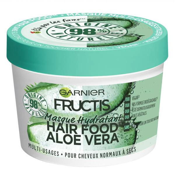 Garnier Fructis Hair Food Masque Hydratant Aloe Vera 390ml