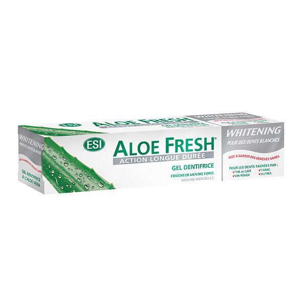 ESI Aloe Fresh Dentifrice Blancheur 100ml