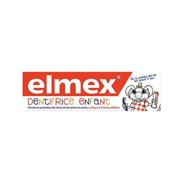 Elmex Dentifrice Enfant 50ml