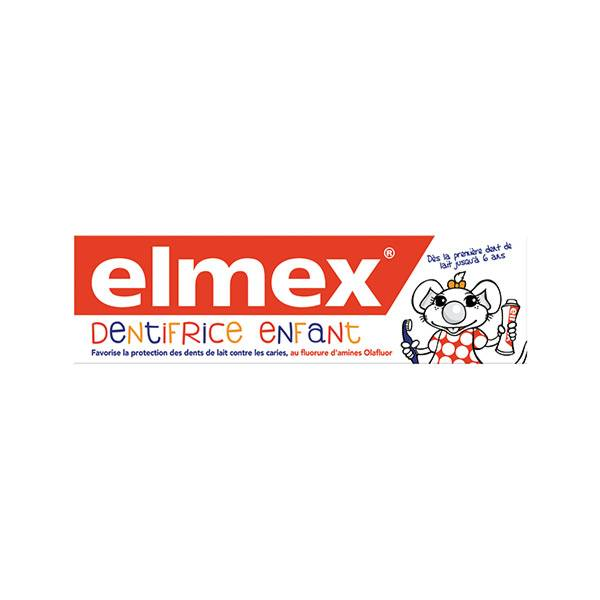 Elmex Dentifrice Enfant 50ml