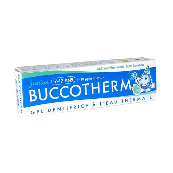 Buccotherm Dentifrice Enfant 7 à 12 ans Goût Menthe Douce 50ml