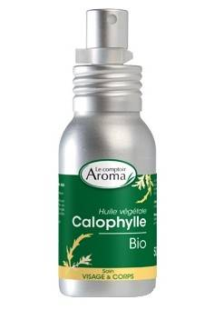 Le Comptoir Aroma Huile de Soin Végétale Calophylle 50ml