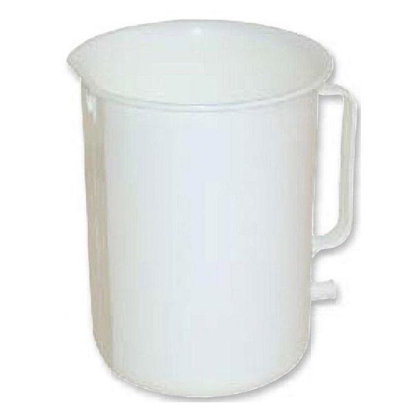 Janvier Bock Douche Irrigateur Simple en Plastique 2L Blanc