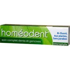 Boiron Homéodent Dentifrice Soin Complet Chlorophylle 75ml