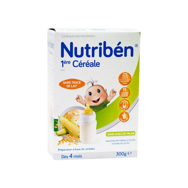 Nutriben Nutribén Première Céréale +4m 300g