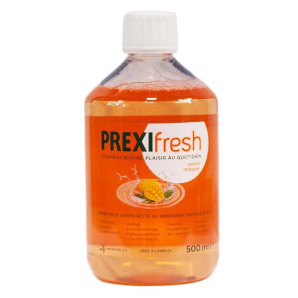Codepharma Laboratoire X.O PréxiFresh Bain de Bouche Mangue 500ml