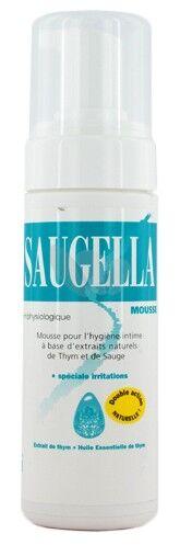 Saugella Mousse Lavante Anti-Irritation 150ml