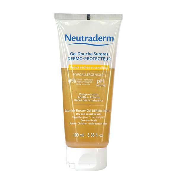 Neutraderm Gel Douche Surgras Dermo-Protecteur 100ml