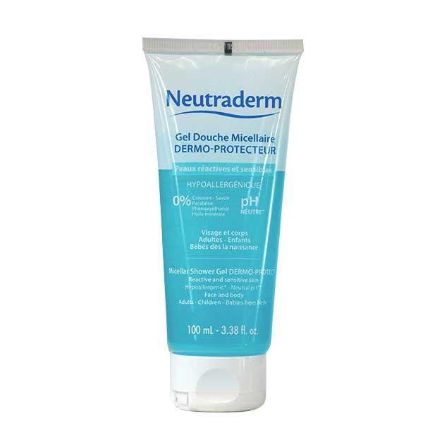 Neutraderm Gel Douche Micellaire Dermo-Protecteur 100ml