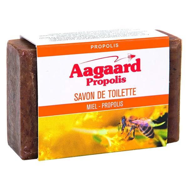 Aagaard Propolis Savon de Toilette Miel-Propolis 100g