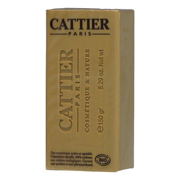 Cattier Savon Doux Végétal Argimiel 150g