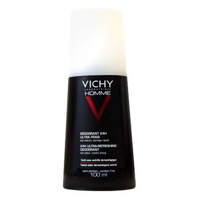 Vichy Homme Déodorant Vapo Régulation Intense 100ml