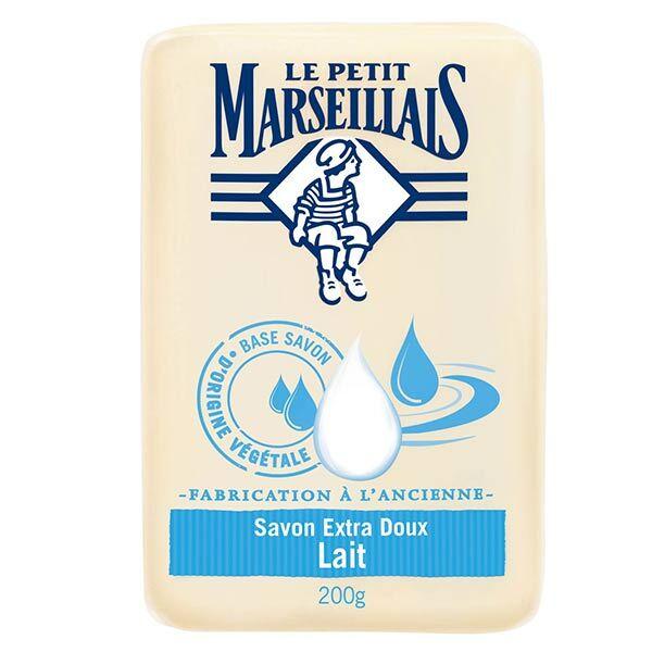 Le Petit Marseillais Savon Au Lait 200g