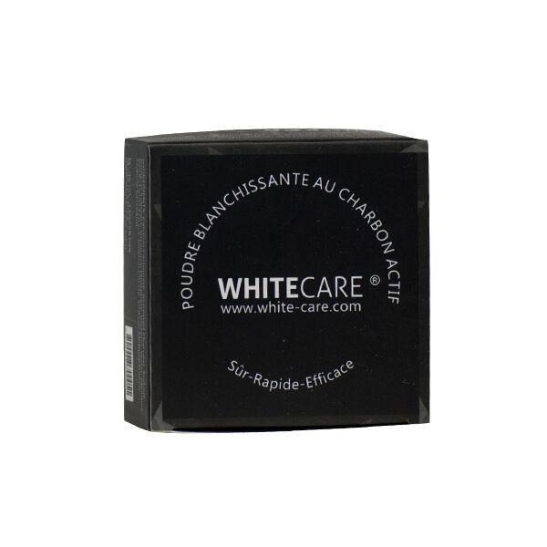 White Care Poudre Blanchissante au Charbon Actif 30g